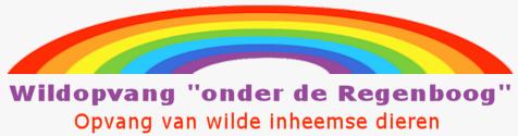 """Wildopvang """"onder de Regenboog"""""""