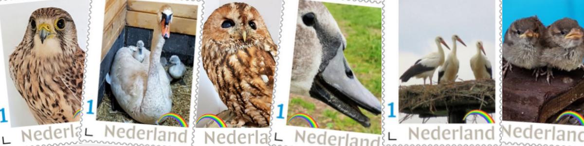 Unieke postzegels